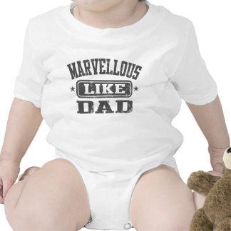 Marvellous lik pappa tee shirts
