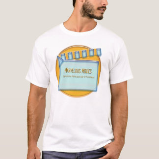 Marvelous-Movies-Logo-2009- Tee Shirt