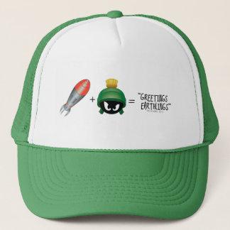 MARVIN likställanden för MARTIAN™ Emoji Keps