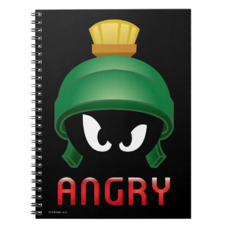 MARVIN MARTIAN™-argen Emoji Anteckningsbok