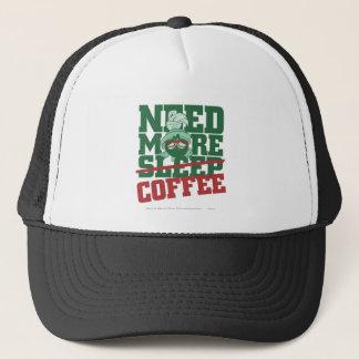 MARVIN MARTIAN™EN - behöv mer kaffe Truckerkeps