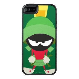 MARVIN MARTIAN™-redot som ska anfallas OtterBox iPhone 5/5s/SE Skal