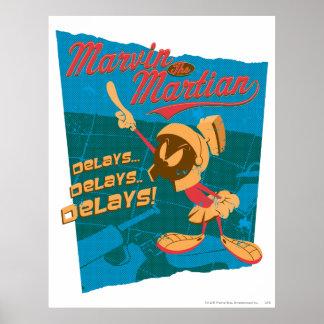 MARVIN som de MARTIAN™-fördröjning… Poster