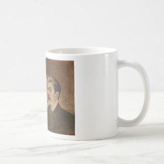 Marx, Engels, Lenin och Stalin Kaffemugg