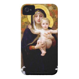 Mary & Jesus iPhone 4 Fodraler