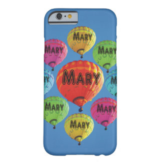 Mary luftballonger barely there iPhone 6 skal