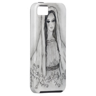 Mary med ro iPhone 5 cases
