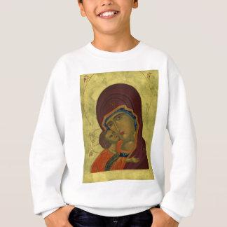 Mary och baby Jesus T-shirt