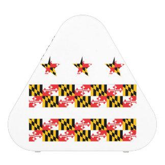 Maryland flagga på DC-flaggahögtalaren (Bluetooth) Högtalare