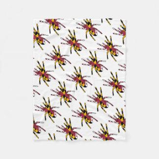 Maryland spindel fleecefilt