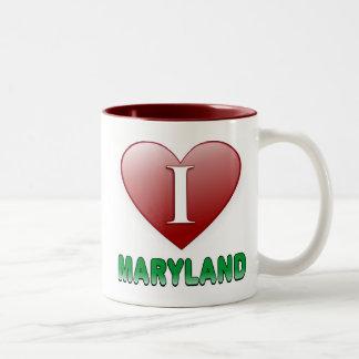 Maryland Två-Tonad Mugg