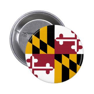 Maryland United States Standard Knapp Rund 5.7 Cm