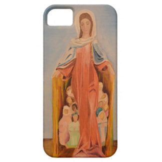 Marys skyddsiphone case iPhone 5 Case-Mate skydd