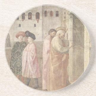 Masaccio konst underlägg sandsten