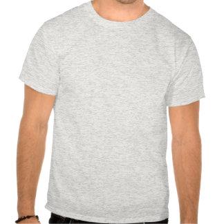Mashup ljus grundläggande T-tröja Tröjor