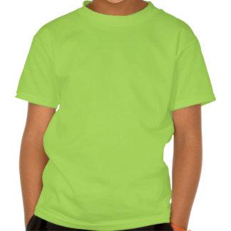 Mashup ljusa unge T-tröja Tshirts