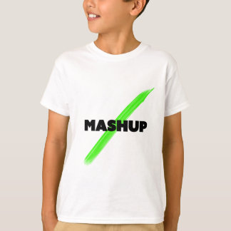 MASHUP TEE SHIRTS