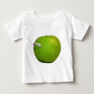 Masken i äpplet t-shirt
