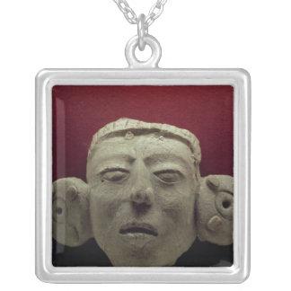 Maskera ANNONS 500-900 Silverpläterat Halsband