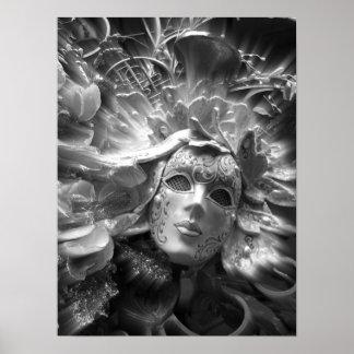Maskerad ängel poster