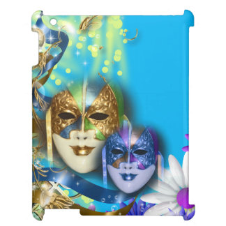 maskerar den Venetian maskeradquinceaneraen för iPad Mobil Skal