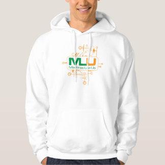 Maskiner gillar oss hoodien hoodie