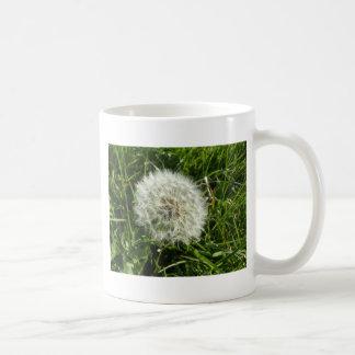 Maskrosen kärnar ur design kaffemugg