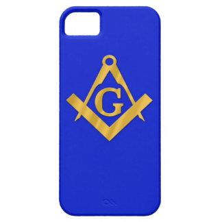 Mason - Masonic blått iPhone 5 Skydd