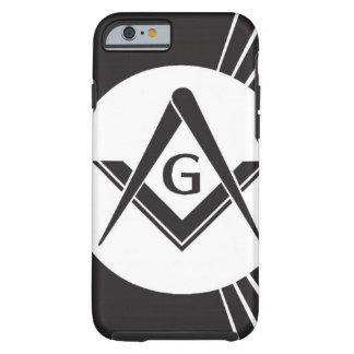 Masonic frimurare, Masons Tough iPhone 6 Skal