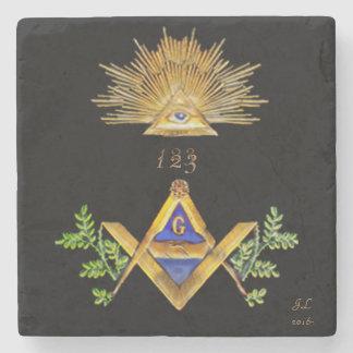 Masonic liv underlägg sten