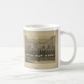 Masonic minnes- frimurarefrimureri kaffemugg