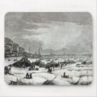 Mässa som rymms på Thamesen Musmatta