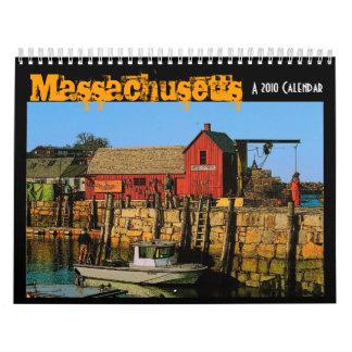 Massachusetts 2010 kalender