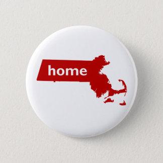 Massachusetts hem standard knapp rund 5.7 cm