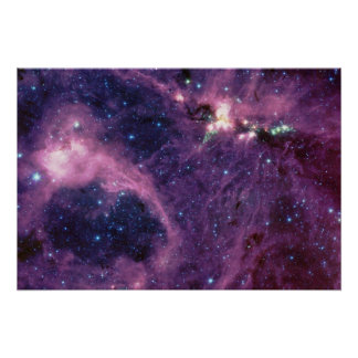 Massiv stjärna affischer