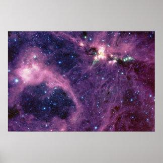Massiv stjärna poster