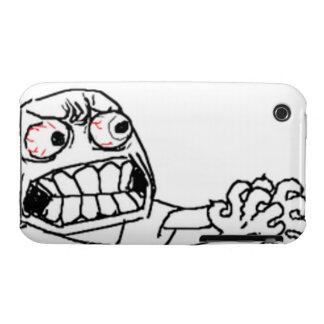 Måste motstå komiska Meme Case-Mate iPhone 3 Fodral