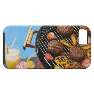 Mat grillar på iPhone 5 Case-Mate skal