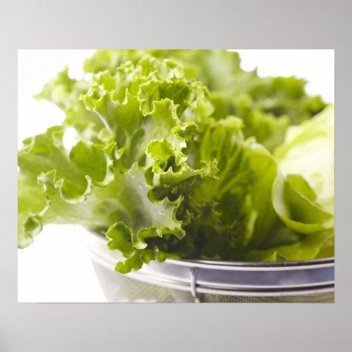 Mat, mat och drink, grönsak, grönsallat, affisch
