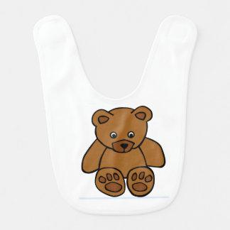 Mata björnbabyhaklappen hakklapp