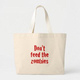 Mata inte zombiesna kasse