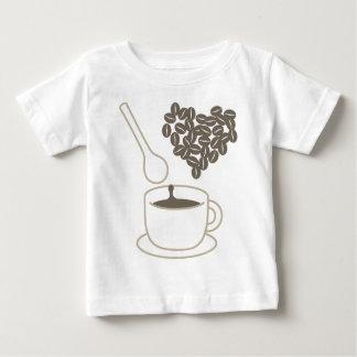 Mata mig kaffe tshirts