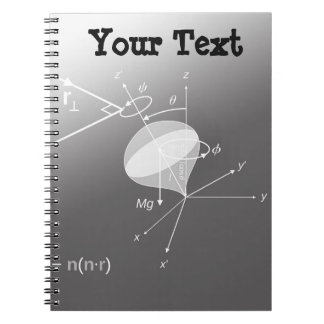 Math geometristil anteckningsbok
