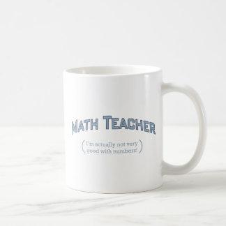 Math/numrerar Kaffemugg