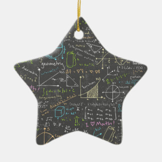 Mathkurser Julgransprydnad Keramik