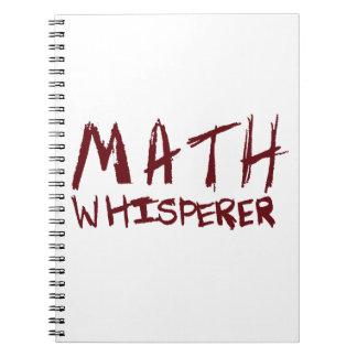 MathWhispereranteckningsbok Anteckningsbok