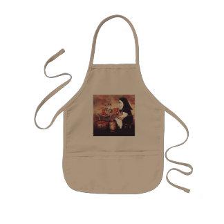Matlagning med Nonna Barnförkläde
