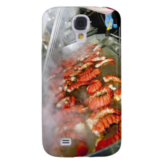 Matlagninghummersvanar Galaxy S4 Fodral