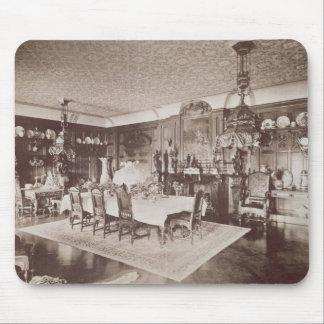 Matsalen, Wickham Hall, Kent, 1897 Musmatta