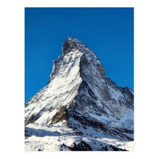 Matterhorn foto vykort